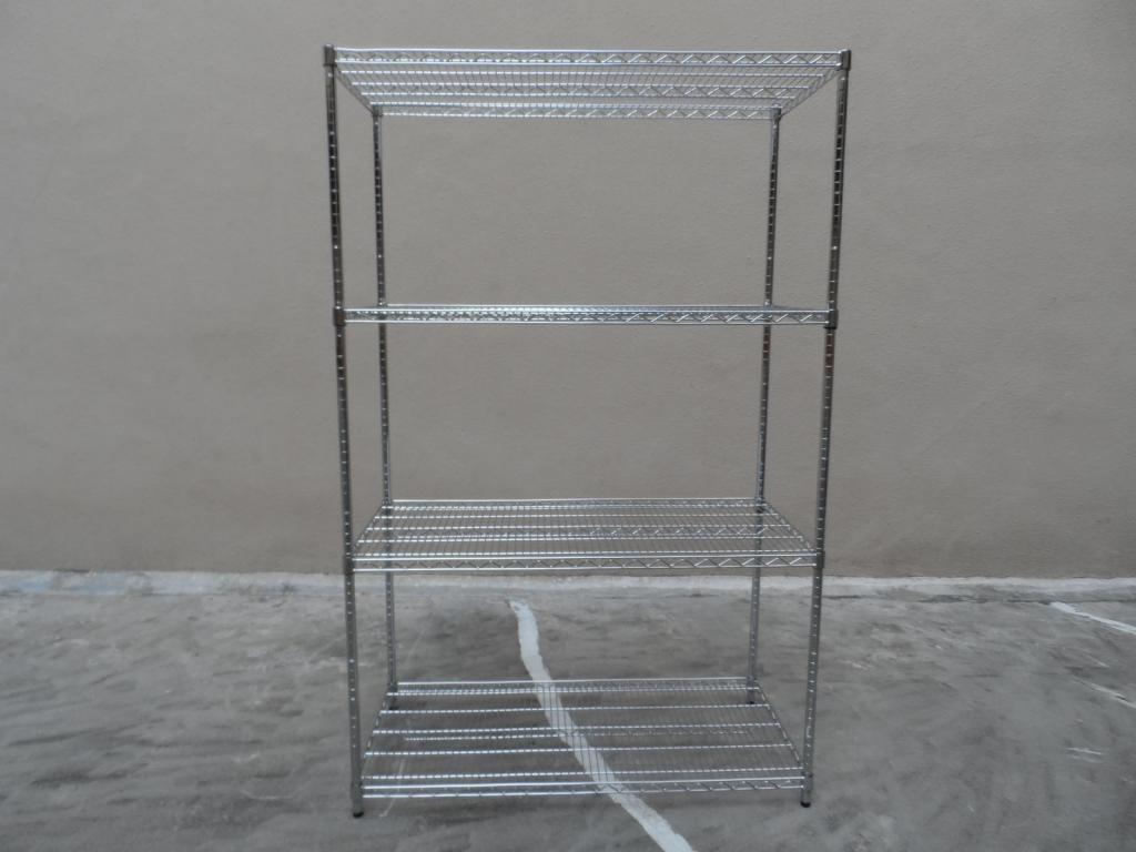 Light Duty Tubular Wire Shelving System Tws Metro Rack
